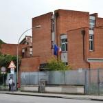 La scuola media 'Busoni' di Empoli (foto gonews.it)