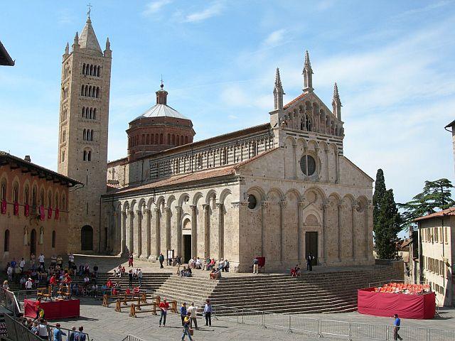 La cattedrale di Massa Marittima
