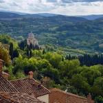 Panorama da Montepulciano
