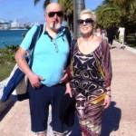 I genitori di Matteo Renzi in vacanza negli Usa (da facebook)