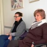 Elisabetta Bianchi e Maria Piccicuto (foto gonews.it)