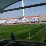 Lo stadio Artemio Franchi di Firenze (foto Facebook)