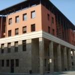 La sede di Novoli dell'università