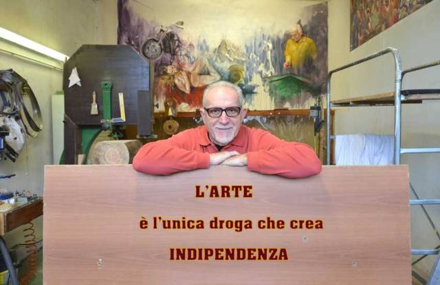 Claudio Cavallini, in arte Kevo