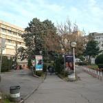 La sede del vecchio ospedale di Prato