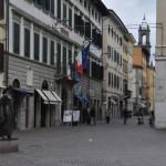 Corso Matteotti a Pontedera