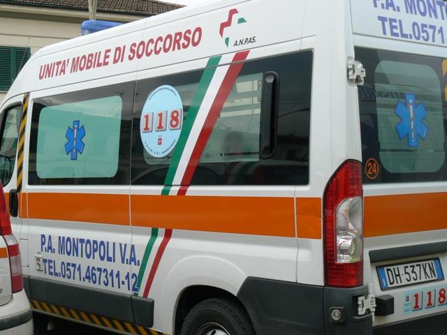 Muore turista 47enne a Montopoli, ipotesi per cause naturali