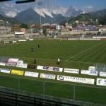 Lo stadio dei 'Marmi' di Carrara