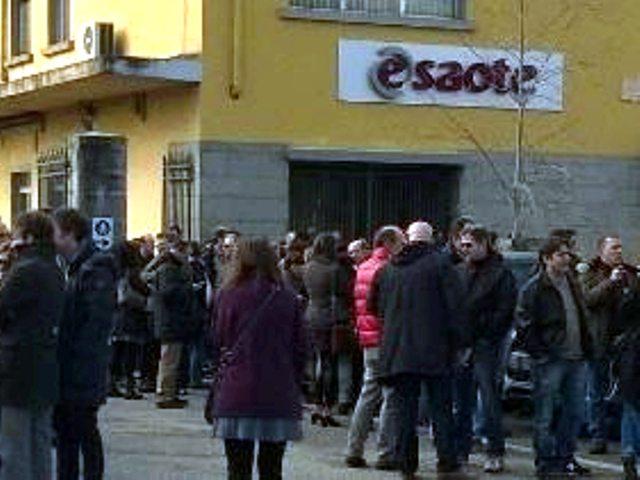 L'Esaote a Firenze