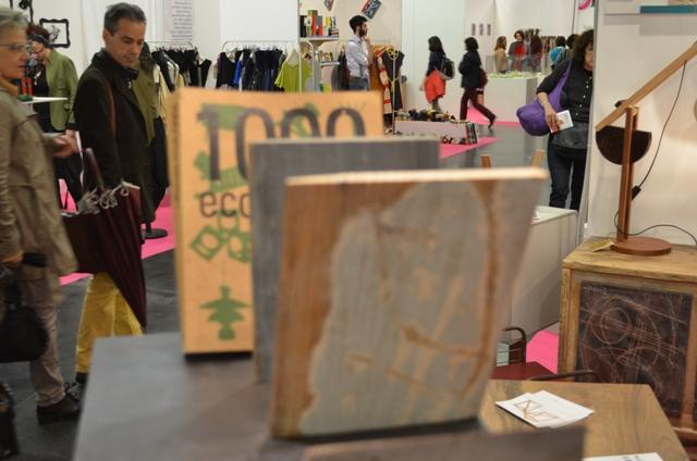 Con il legno e i materiali di recupero mobili fatti a mano dai falegnami dell 39 umbria ecco la - Recupero mobili ...