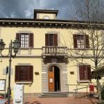 Il municipio di Rignano sull'Arno