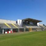 Lo stadio di Santa Croce