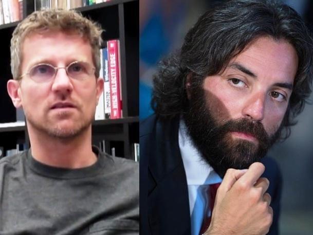 Carlo Ratti e Antonio Ponzo