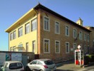 L'ex liceo Carducci, parte del complesso del Conservatorio Santa Chiara di San Miniato