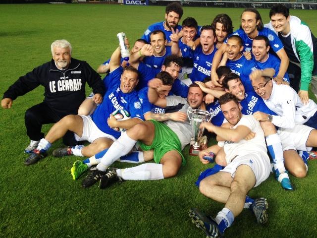 La squadra de Le Cerbaie in una foto d'archivio (foto gonews.it)