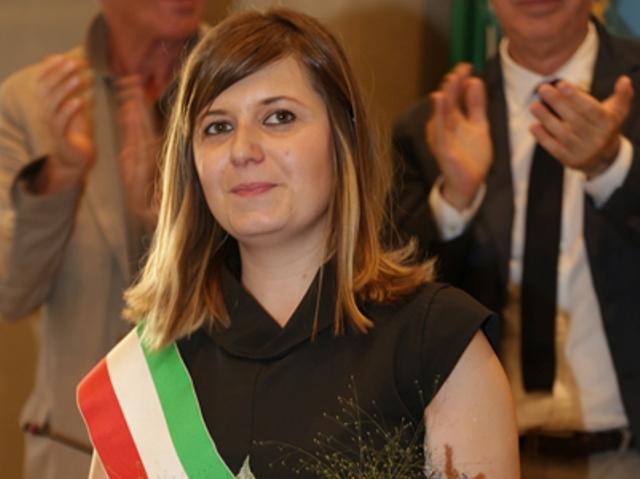 Il sindaco di Empoli Brenda Barnini (foto gonews.it)