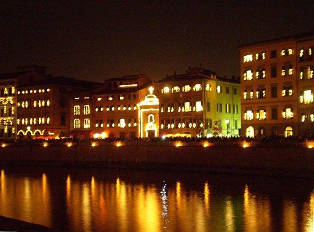 """Luminara a Pisa, Mezzolla (Confesercenti): """"Decisioni che ignorano la categoria"""""""