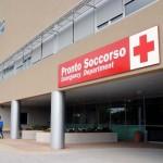 Le Scotte, ospedale pronto soccorso