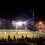 Un momento di una partita del torneo dell'Oratorio di Empoli