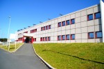 L'ospedale di Cecina (foto gonews.it)