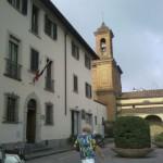 La sede dell'Unione dei Comuni Empolese Valdelsa