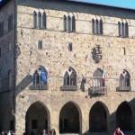 Il municipio di Pistoia