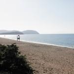 La spiaggia di Rimigliano