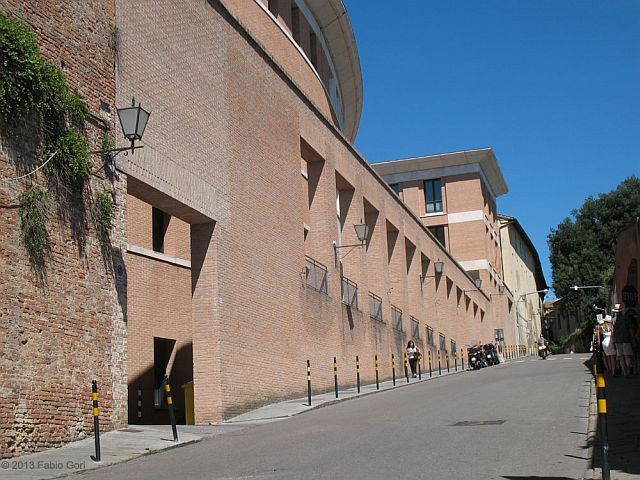 La sede della facoltà di Scienze politiche
