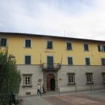 Il municipio di Montopoli in Val d'Arno