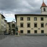 Pontassieve - piazza Vittorio Emanuele