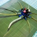 Alcune immagini dei robot ispirati al polpo dell'Istituto di BioRobotica della Scuola Superiore Sant'Anna