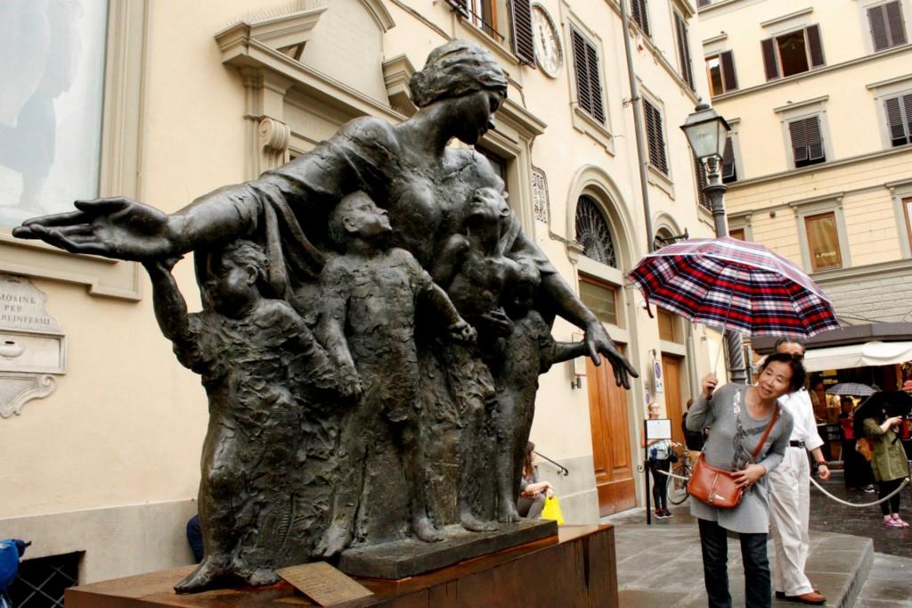 L'opera dello scultore armeno