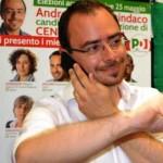 Andrea Benini, sindaco di Follonica