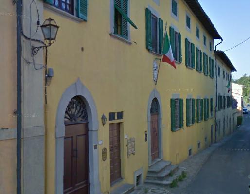 Il municipio di Capannoli