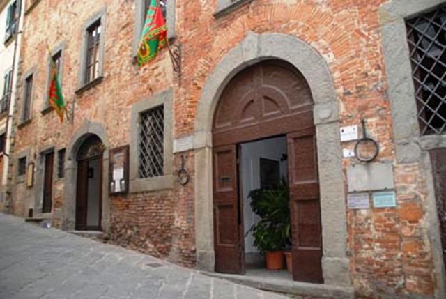 La sede della Fondazione Montanelli Bassi