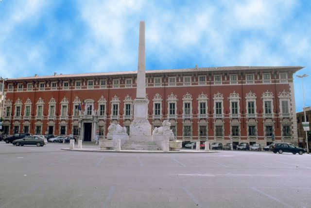 Palazzo Ducale, sede della Provincia di Massa-Carrara