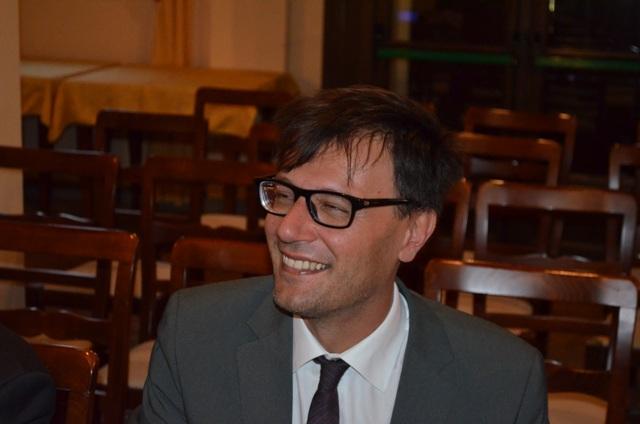 Massimiliano Pescini, sindaco di San Casciano Val di Pesa (foto gonews.it)