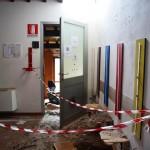 I danni alla Casa di Ventignano
