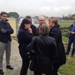 La visita della vicepresidente Saccardi