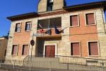 Il municipio di Monteriggioni (foto gonews.it)
