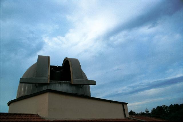 L'osservatorio di Tavolaia
