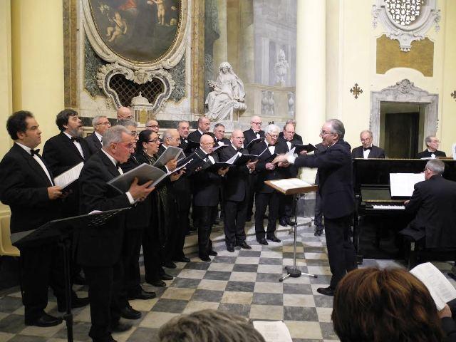 Il coro Pizzi di Pisa