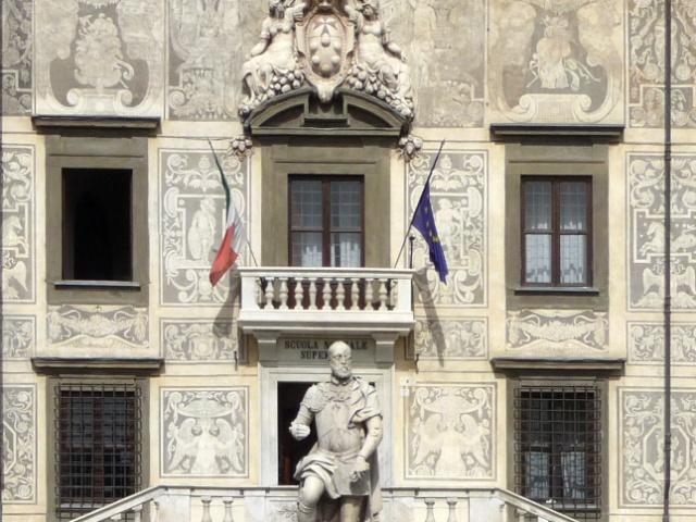 La Normale di Pisa