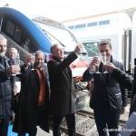 L'inaugurazione dei treni Jazz e Swing a Firenze