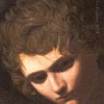 Il volto dopo il restauro del 'San Giovanni Battista Costa' (foto Alena Fialova)