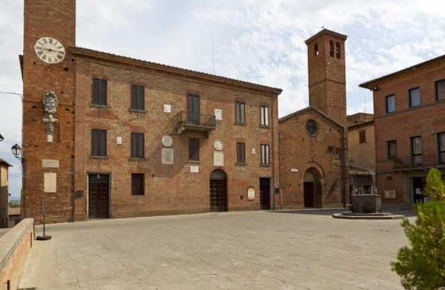 comune municipio torrita siena