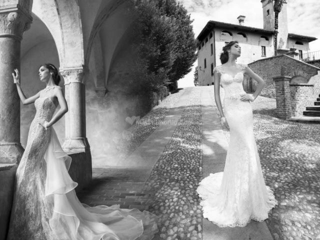 0e6350505f69 Mori Boutique protagonista su Real Time con i suoi abiti da sposa ...