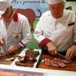 "Degustazione ""Fiorentina"" (foto gonews.it)"
