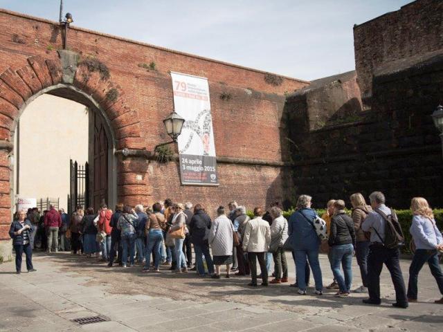 Code alla Mostra Internazionale dell'Artigianato a Firenze