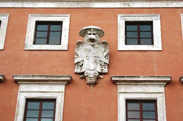 Palazzo Chigi a San Quirico D'Orcia